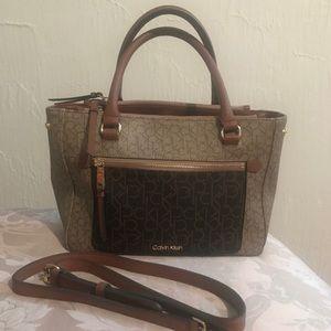 Cavin Klein Shoulder  Bag